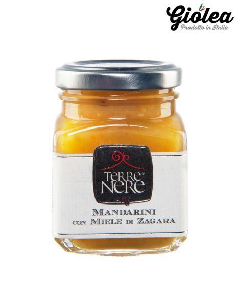 Mandarini con Miele di Zagara - Terre Nere – Mandarine mit Orangenblütenhonig
