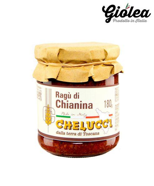 Ragù di Chianina 180g - Chelucci