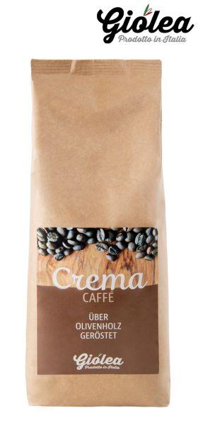 "Caffé ""Crema"" - 250g Kaffeebohnen - Giolea"