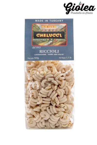 Riccioli Nudeln - Pasta Chelucci