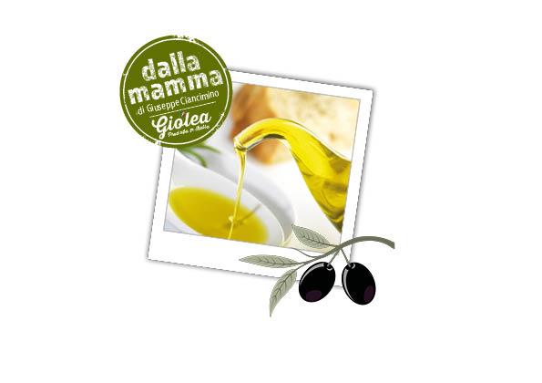 Olivenöl dalla mamma
