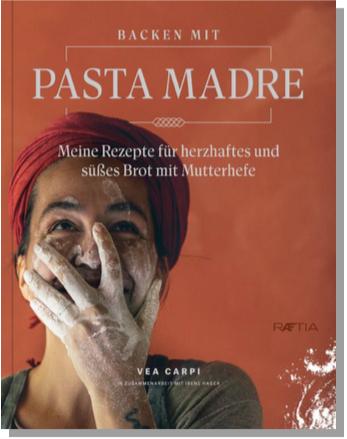 Buch Backen mit Pasta Madre von Vea Carpi