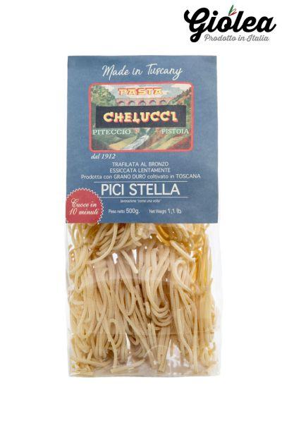 Pici Stella Nudeln - Pasta Chelucci