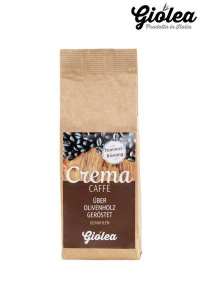 """Caffé """"Crema"""" - 250g gemahlen - Giolea"""
