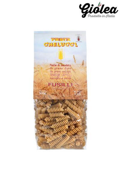 Fusilli Nudeln - Senatore Cappelli - Pasta Chelucci aus Italien 500g Packung