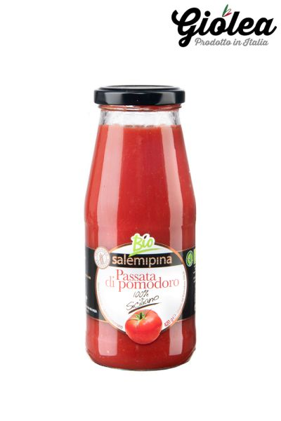 BIO Passata di pomodoro – Salemipina – Bio Tomatensoße