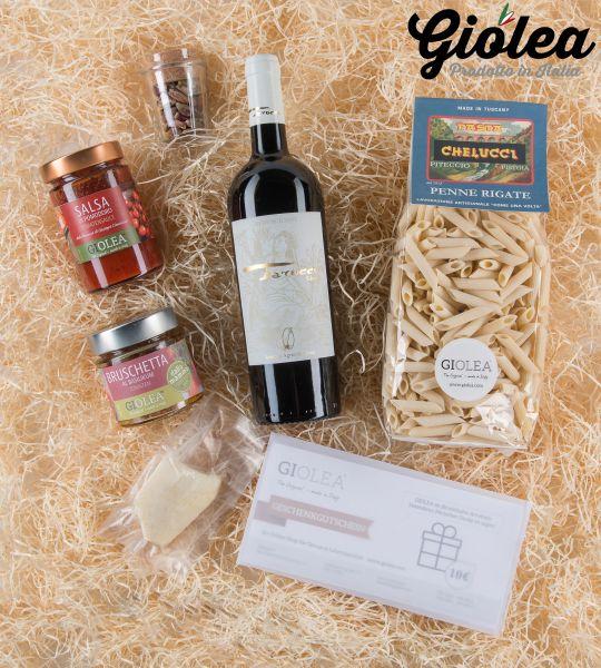 Sizilianisches Genusspaket Premium für 2-4 Personen - Giolea