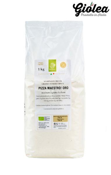 BIO Pizzamehl aus Italien
