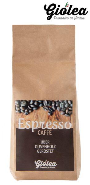 """Caffé """"Espresso"""" - 250g Kaffeebohnen - Giolea"""