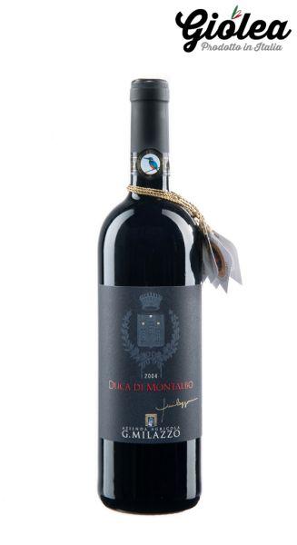 DUCA DI MONTALBO Rotwein 2007 – Flasche Magnum